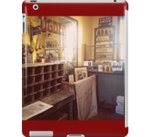 The Vintage Post Office iPad Case/Skin