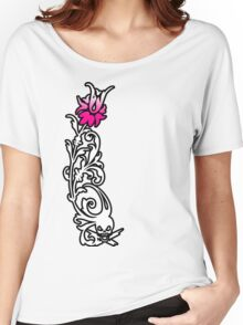Flower POWER! Women's Relaxed Fit T-Shirt