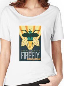Firefly 2016 Women's Relaxed Fit T-Shirt