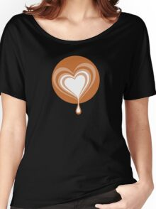 Espresso Love Women's Relaxed Fit T-Shirt