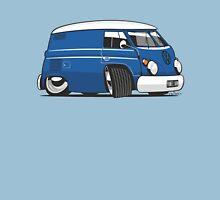 VW T1 panel van cartoon blue Unisex T-Shirt