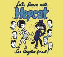 Dance With Hepcat One Piece - Short Sleeve