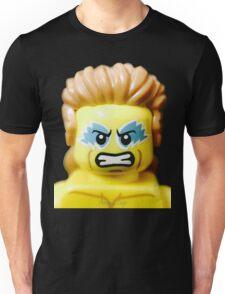 Lego Wrestling Champion Unisex T-Shirt