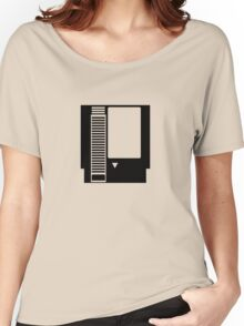 Minimal NES Cartridge Women's Relaxed Fit T-Shirt