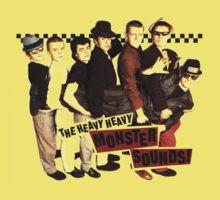 Heavy Monter Sound ! Kids Tee