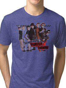 Heavy Monter Sound ! Tri-blend T-Shirt
