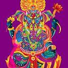 Ganesha by candelakis