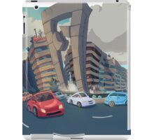 Plaza America iPad Case/Skin