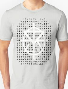"Seth Rollins ""Redesign, Rebuild Reclaim"" logo - Zodiac Killer Cypher Unisex T-Shirt"