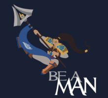Be A Man by Aloyssia