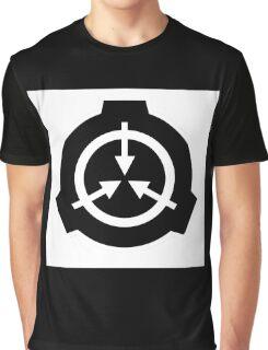 SCP Full Moon Graphic T-Shirt
