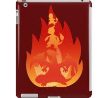 Charmander-meleon-izard iPad Case/Skin