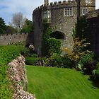 The Moat, Walmer Castle by wiggyofipswich