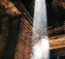 Inside The Bayon #2 by Nicolas Noyes