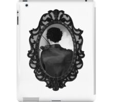 I play the violin when I'm thinking iPad Case/Skin