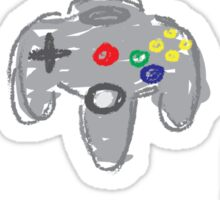 Nintendo Nostalgia - Red Sticker