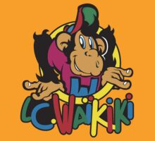 vintage 80's monkey by G3no