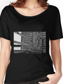 Maroochy River Boat House Women's Relaxed Fit T-Shirt
