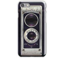 Vintage Kodak Duaflex II iPhone Case/Skin