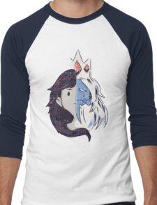 Marcy and Simon V.2 Men's Baseball ¾ T-Shirt