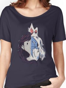 Marcy and Simon V.2 Women's Relaxed Fit T-Shirt