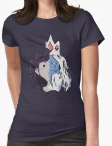 Marcy and Simon V.2 Womens Fitted T-Shirt