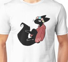 flower crown fox Unisex T-Shirt
