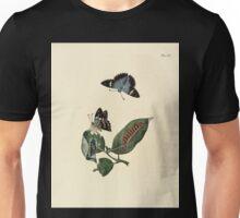 Surinaamsche vlinders  naar het leven geteekend Papillons de Surinam dessinés d'après nature Jan Sepp 1852 035 Moths Butterflies Unisex T-Shirt