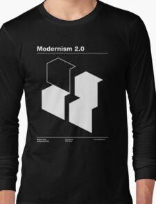 Modernism 2.0 Long Sleeve T-Shirt