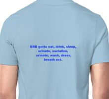 BRB items of choice Unisex T-Shirt