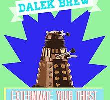Dalek Brew by Caffrin25