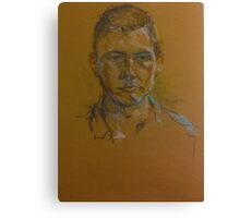 The Frey Boy Canvas Print