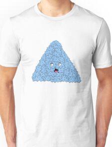 bubble pyramid Unisex T-Shirt