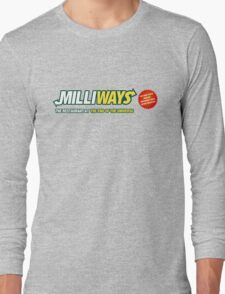 Milliways - Restaurant at the End of the Universe Long Sleeve T-Shirt