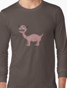 monsta Long Sleeve T-Shirt