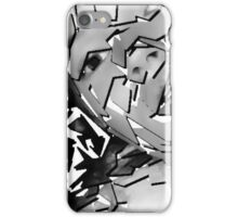 Kate Is puzzeld iPhone Case/Skin