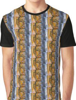 garden face 3 Graphic T-Shirt