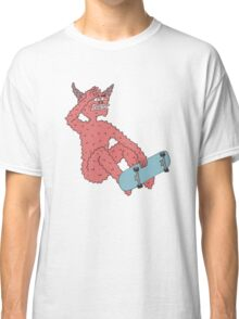 skate or hell! Classic T-Shirt