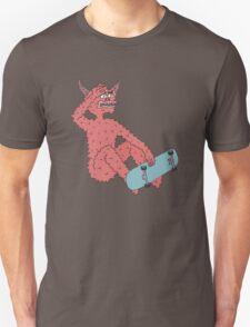 skate or hell! Unisex T-Shirt