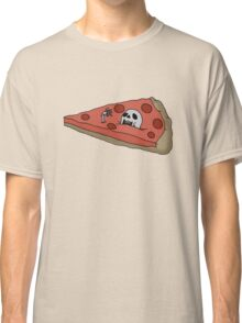 pizza cemetery Classic T-Shirt