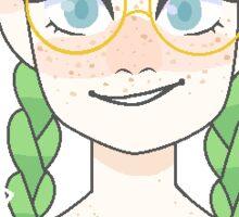 tokyo mew mew lettuce Sticker