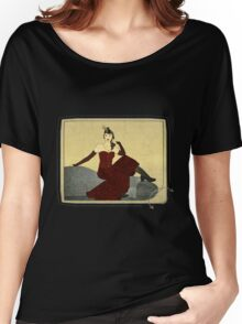 Steampunk Chic Women's Relaxed Fit T-Shirt