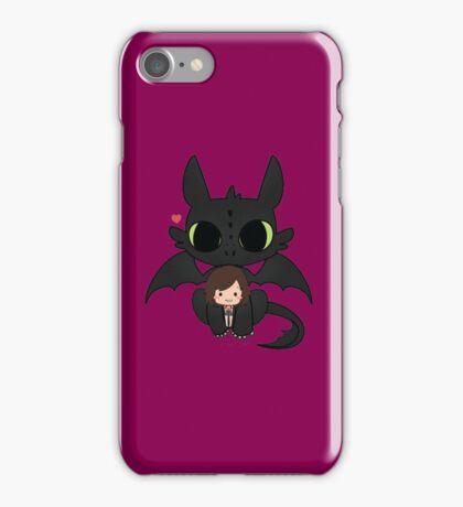 My cute Chibbi Dragon  iPhone Case/Skin