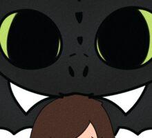 My cute Chibbi Dragon  Sticker