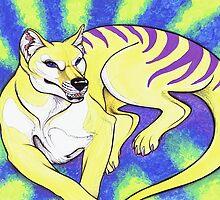 Thylacine by Mayra Boyle