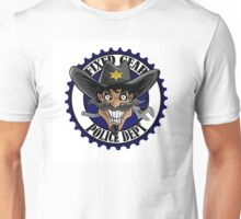 Fixed Gear Police Unisex T-Shirt