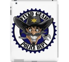Fixed Gear Police iPad Case/Skin