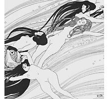 Fish Blood by Gustav Klimt Photographic Print