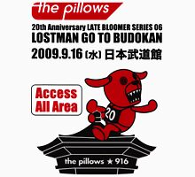 The Pillows Lost Man Go To Budokan Unisex T-Shirt