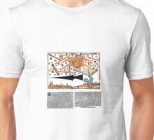 1561 UFO over Nuremberg Unisex T-Shirt
